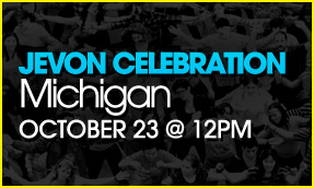 Michigan Jevon Celebration - Event Registration